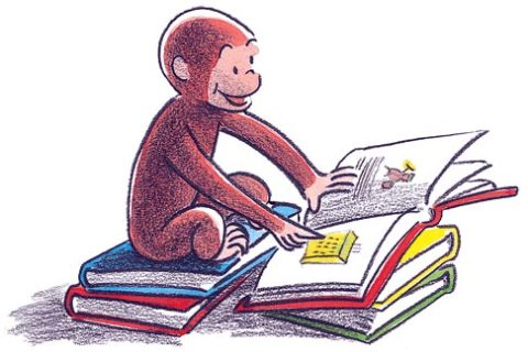 CuriousGeorgeReading