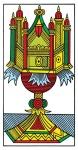 Ace of Cups (Marseilles Tarot)