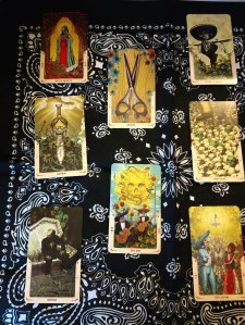 New Year Tarot Spread for 2018 revealed