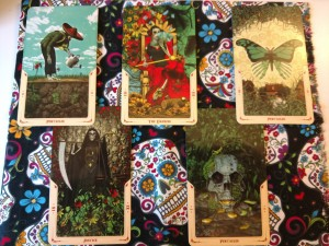 April Fool Tarot Challenge Day Four photo