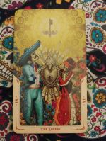 The Lovers VI Santa Muerte Tarot_012020 small